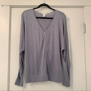 2 for $22 - H&M Dolman Sleeve Fine Knit Sweater